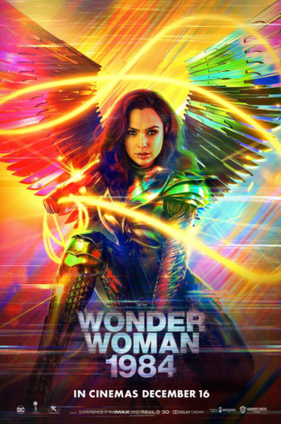 WONDER WOMAN 1984 / WW84 GOOGLE PLAY DIGITAL MOVIE CODE ONLY (DIRECT IN TO GOOGLE PLAY) CANADA