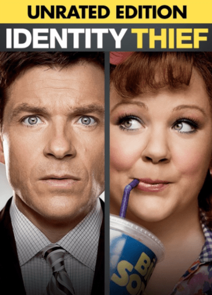IDENTITY THIEF (UNRATED) MOVIES ANYWHERE DIGITAL MOVIE CODE ONLY (MOVIES ANYWHERE) USA