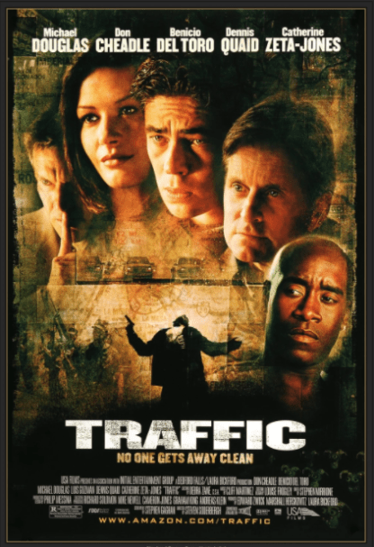 TRAFFIC (2000) MOVIES ANYWHERE DIGITAL MOVIE CODE ONLY (MOVIES ANYWHERE) USA