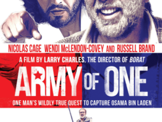 ARMY OF ONE (2016) HDX VUDU DIGITAL COPY MOVIE CODE ONLY (READ DESCRIPTION FOR REDEMPTION SITE) USA