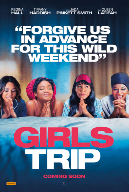 GIRLS TRIP HD iTunes DIGITAL COPY MOVIE CODE ONLY (DIRECT INTO ITUNES) USA CANADA