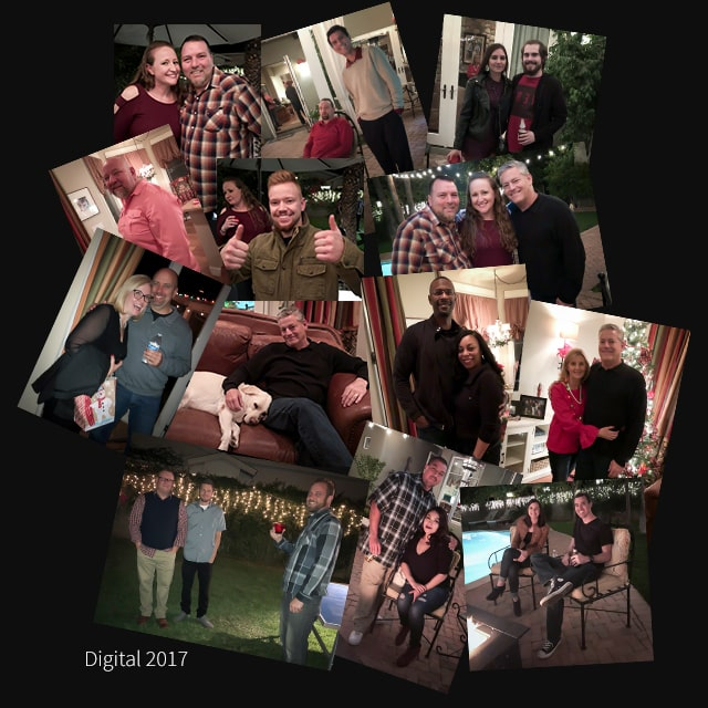 2017 Digital Holiday Party Montage