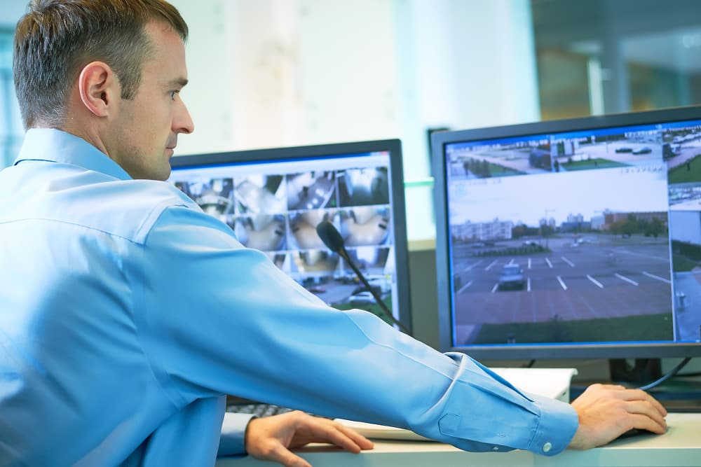 Dedicated Video Surveillance Monitoring