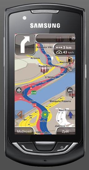 Samsung Monte S5620 GPS Speed up
