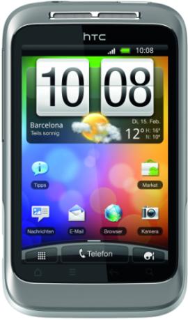 HTC Desire S Vs HTC Wildfire S Vs HTC Incredible S [Announced]