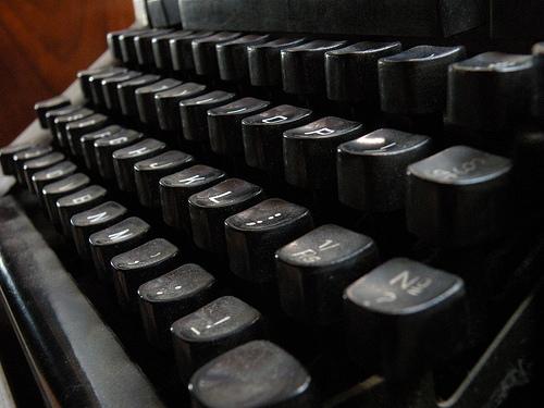 Typewriter Godrej & Boyce