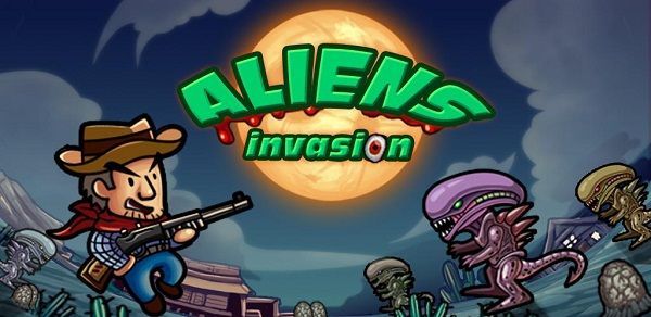 Aliens Invasion Android Games 2011