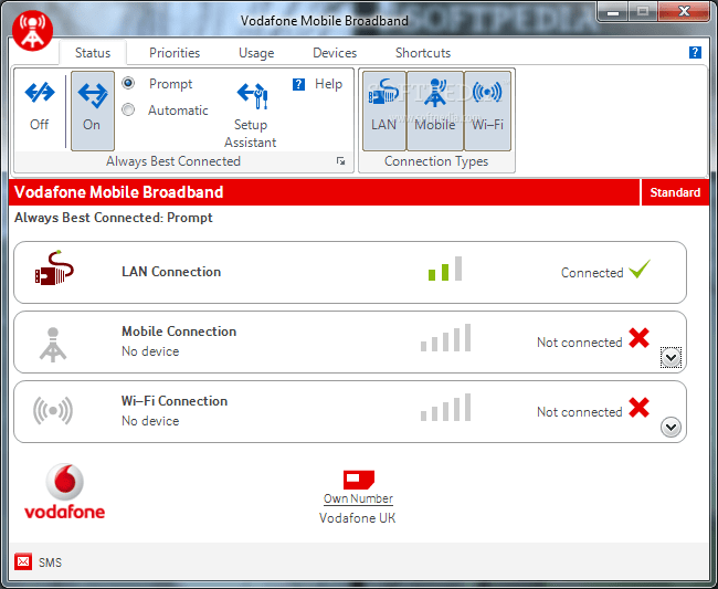 Download Vodafone ZTE K3570Z Original Dashboard Firmware