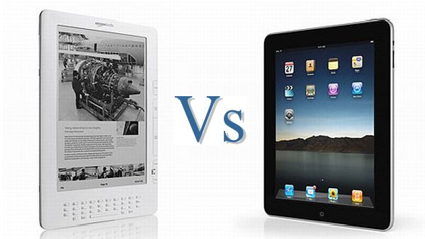Tablet Vs Ereaders
