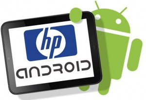 Android on HP Touchpad