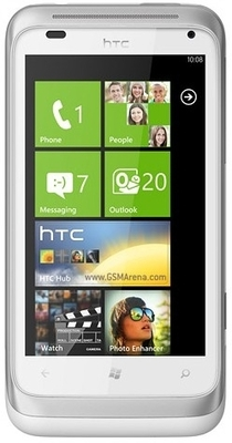 HTC Radar - WP 7.5 Device