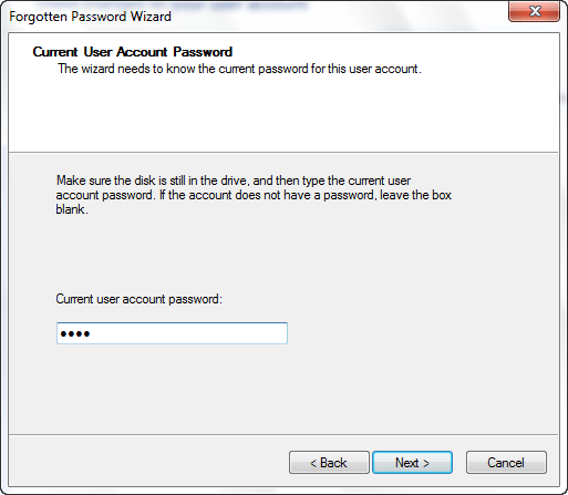 Windows Password Reset -4