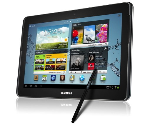 Samsung Galaxy Note 10.1 Specifications