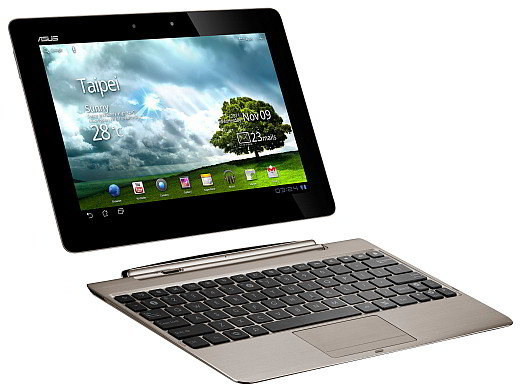 Asus Eee Pad Transformer Prime Features