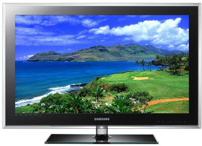 Samsung LE40D550K1R LCD HDTV Review