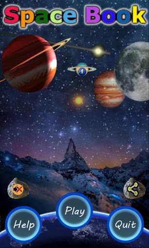 Spacebook Android Game