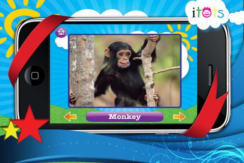 Animal Sounds Free iPhone App