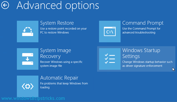 How to Start Microsoft Windows 8 in Safe Mode [Step by Step Tutorial] 4