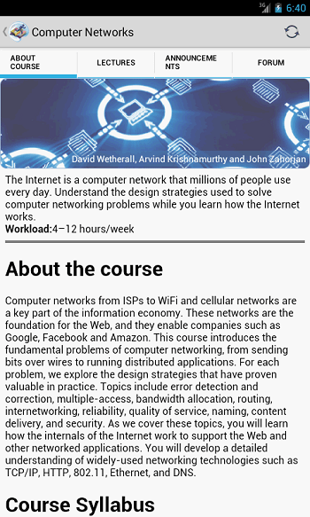 Coursera On The Go Free -2