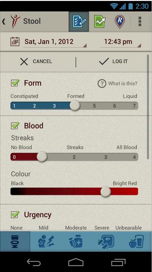Gi BodyGuard Android App -3