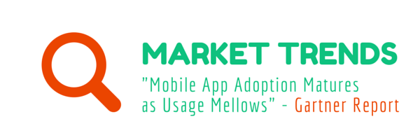 Mobile Apps Market Trends by Gartner