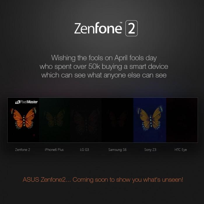 See The Unseen - Zenfone 2
