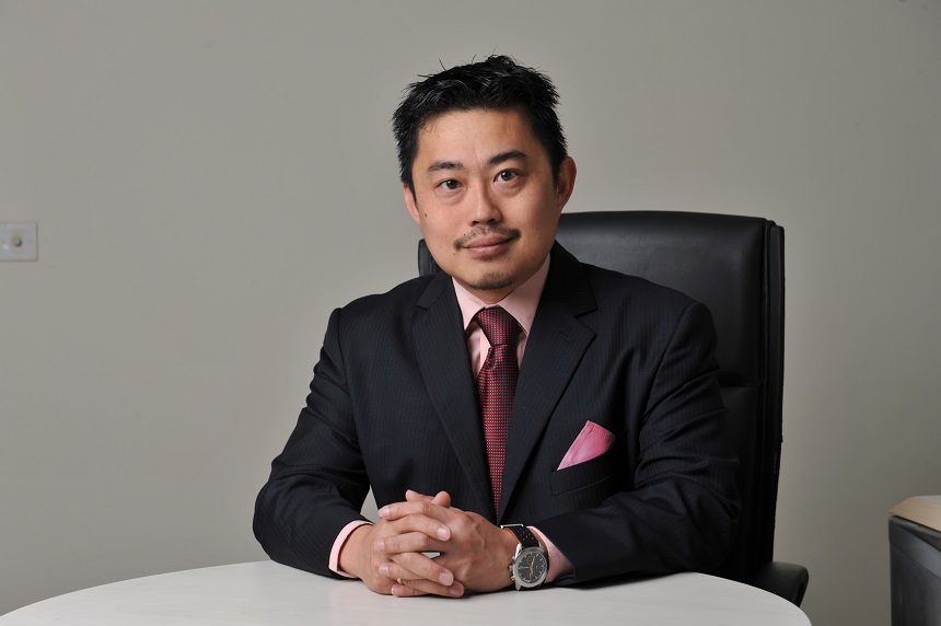 Mr.Mike Chew- CEO, AISATS