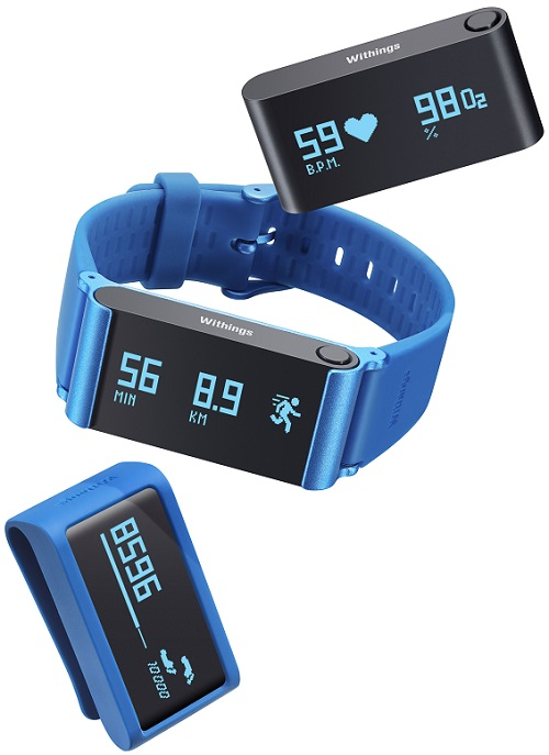 2_Withings Pulse O2_3 elements_Blue
