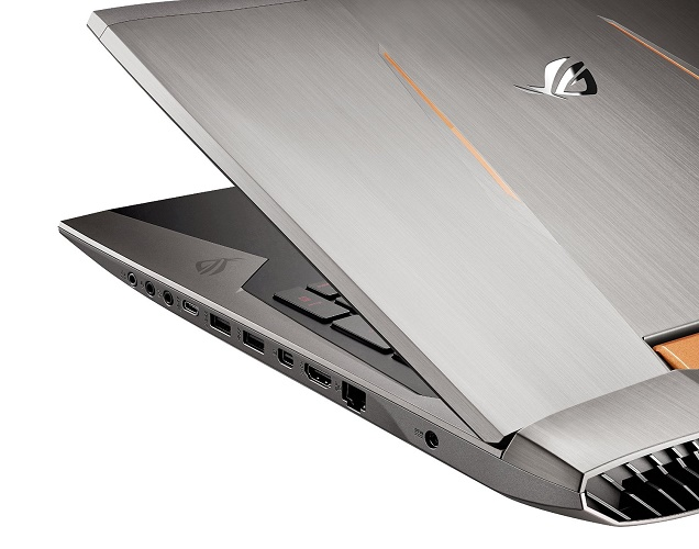 Gaming Laptop by Asus - ROG G752VT-DH74