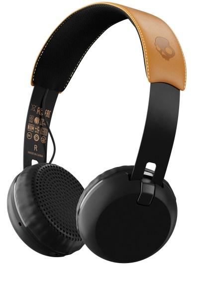 Grind Wireless_Black Black Tan_Tap Tech_3-4_S5GBJW-543