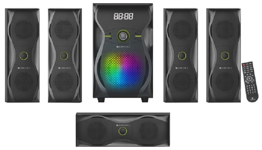 Zebronics Dhol Speaker-Front