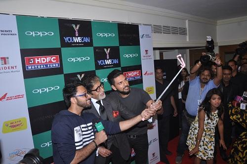 Yuvraj Singh and OPPO