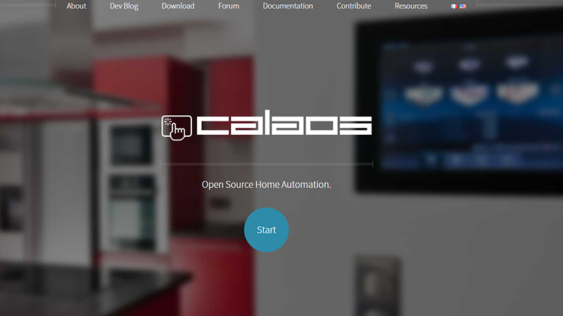 calaos open source automation