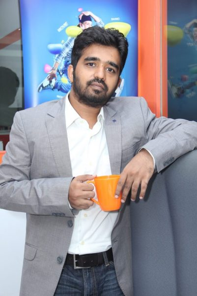 Ebrahim Popat-Country Manager- 9Apps India