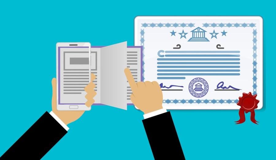 degree certification