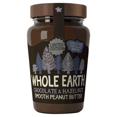 Whole Earth Cocoa & Hazelnut Peanut Butter 340G