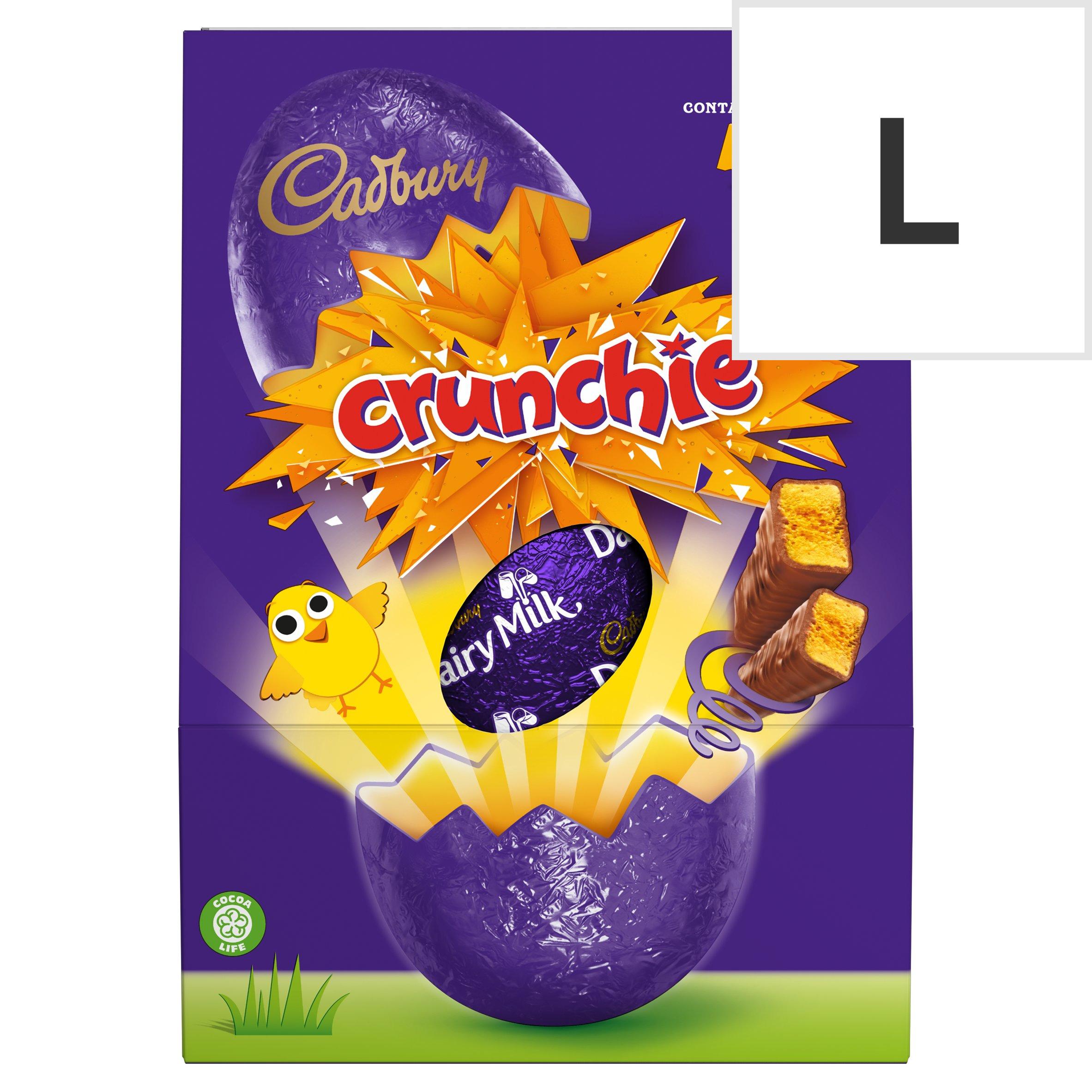 Cadbury Crunchie Easter Egg 233G