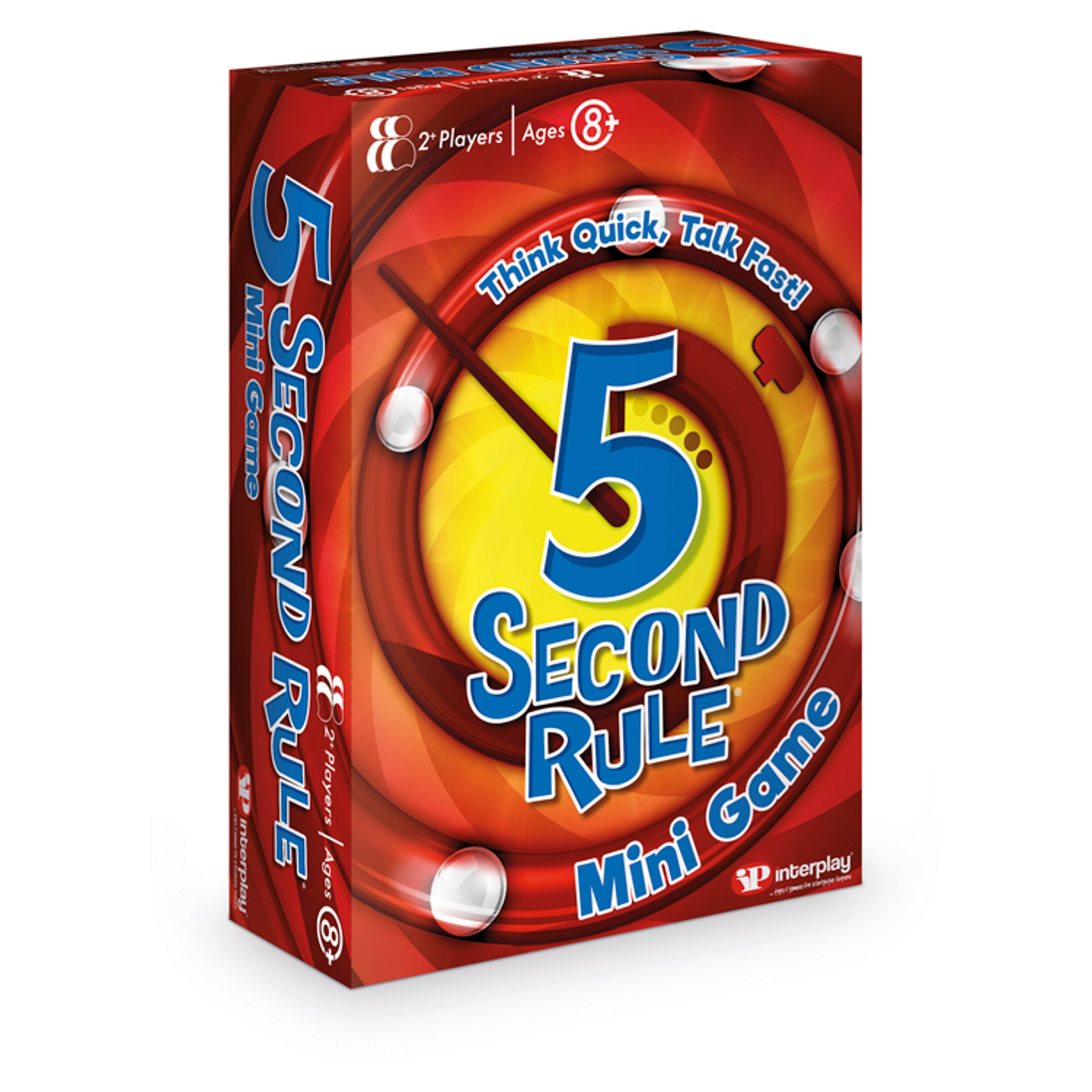 5 Second Rule Travel Game Tesco Groceries