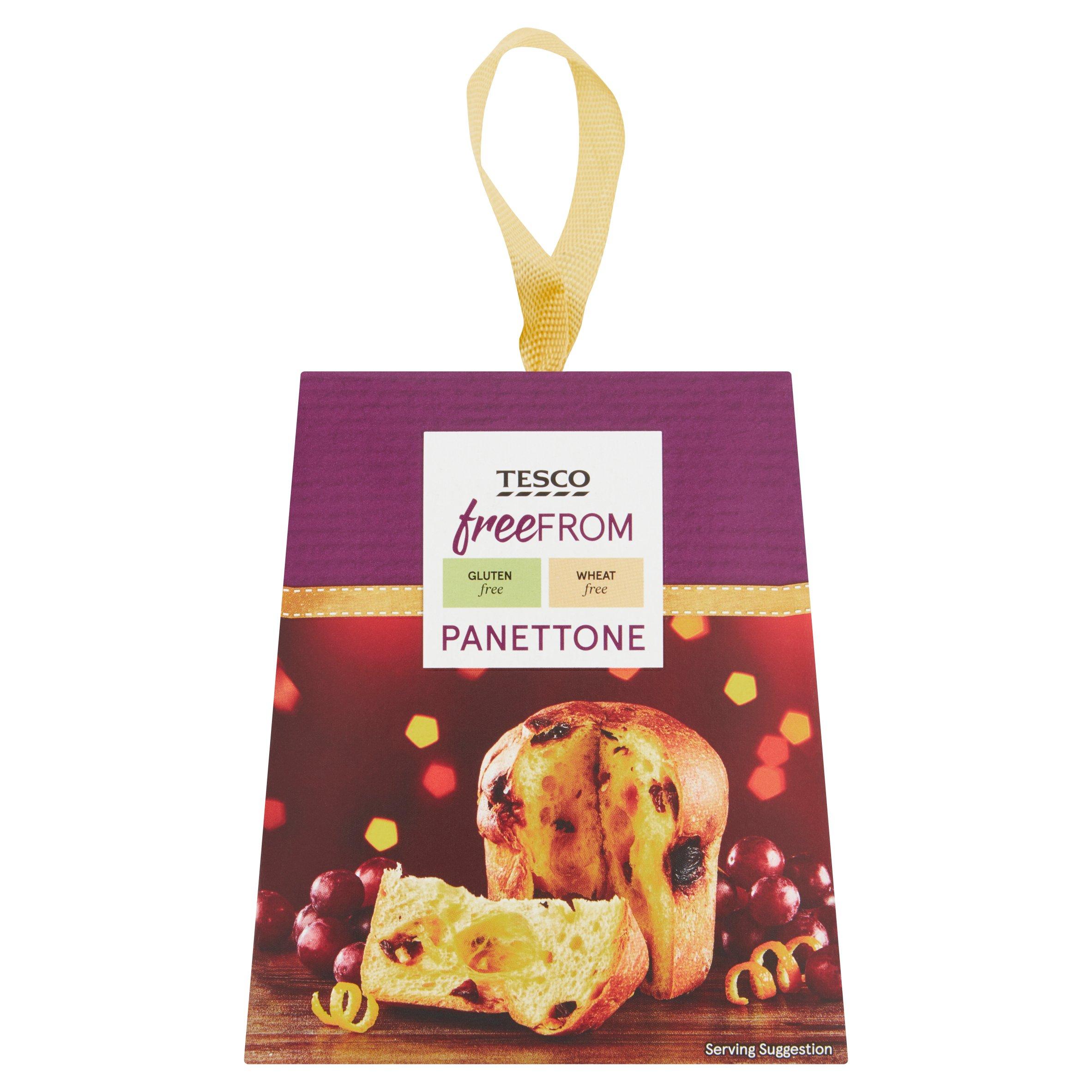 Tesco Gluten Free Panettone 100G