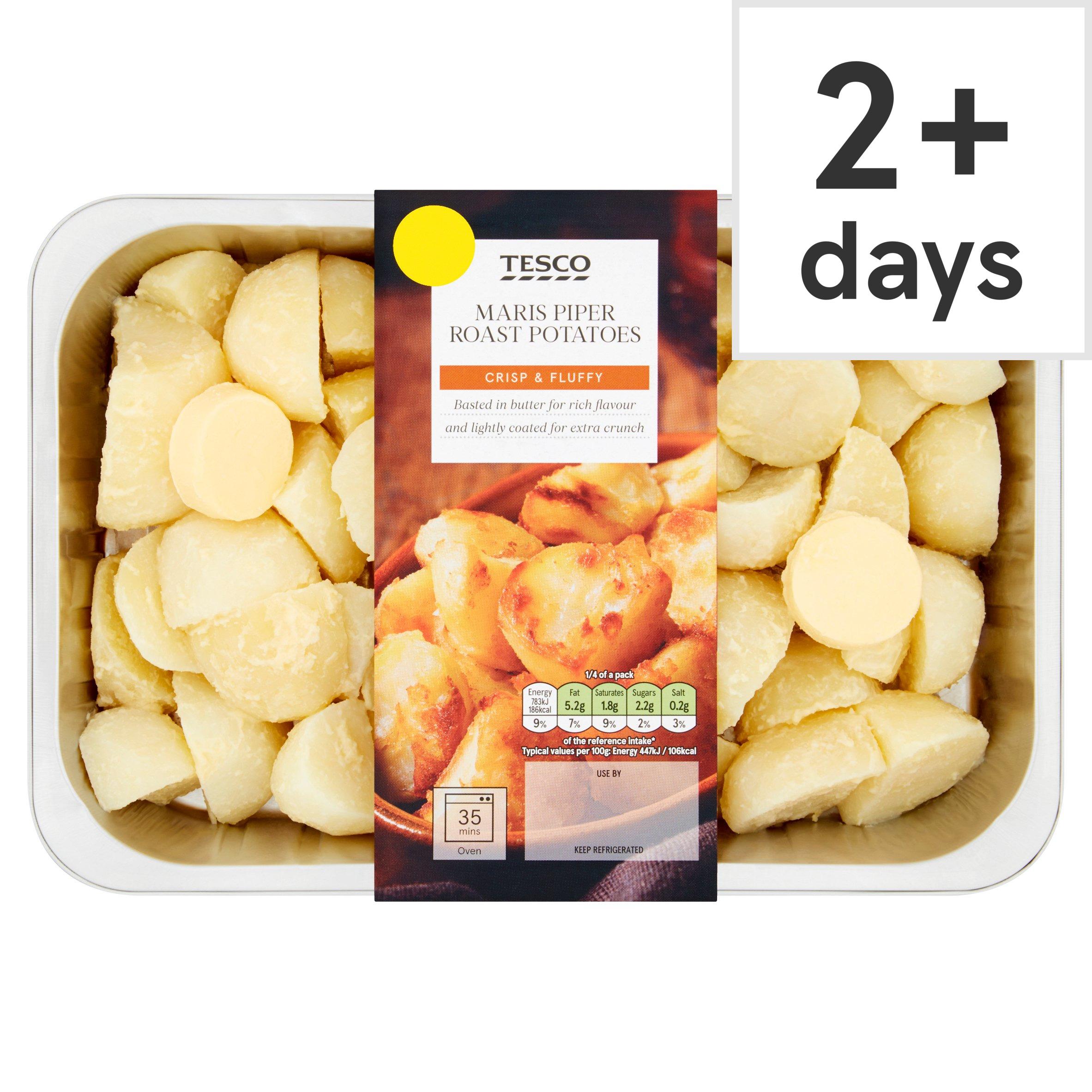Tesco Roast Potatoes 700G
