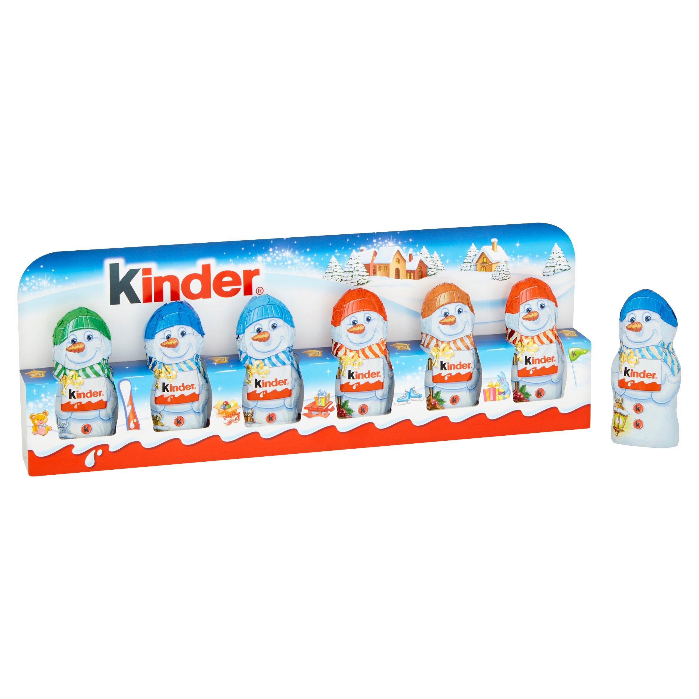 image 1 of Kinder Mini Figures 6 Pack