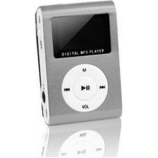 OEM SETTY MP3 Player LCD Silver