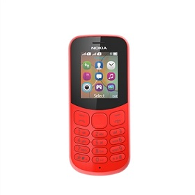 Nokia 130 (2017) Dual Sim Red