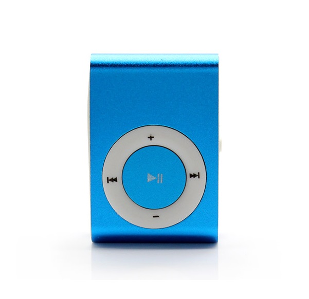 Δέκτης Bluetooth Mp3 Player - Bluetooth Audio Receiver I8 blue