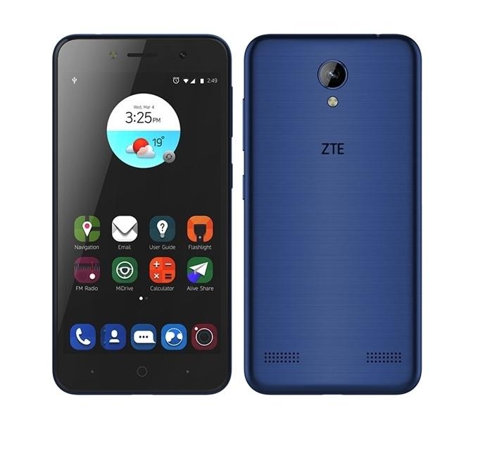 ΚΙΝΗΤΟ ZTE BLADE A520 DUAL SIM BLUE