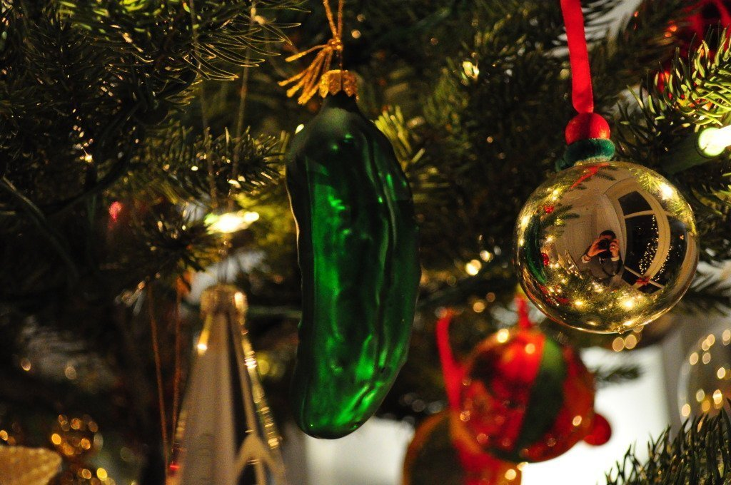 The German Christmas Pickle Myth | Digitgal Cosmonaut