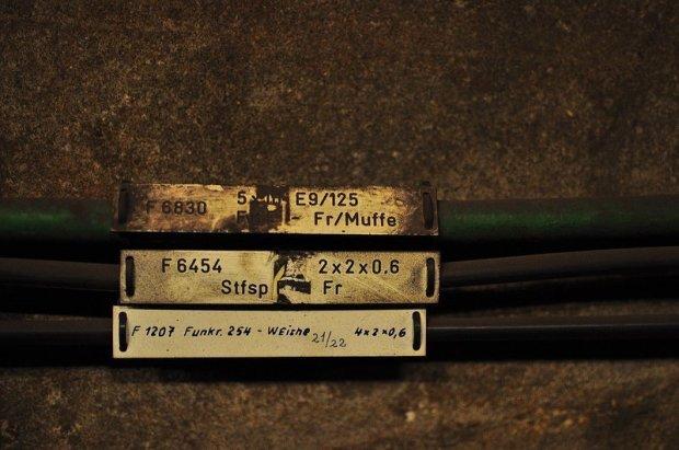 Kabel Beschriftungen