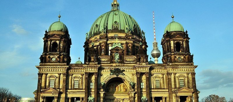 good texture best good looking 111 Places in Berlin - Nr 113: Der Berliner Dom