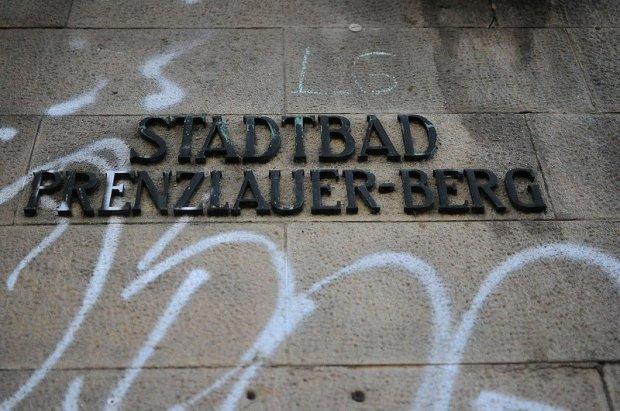 Stadtbad Prenzlauer-Berg - Stadtbad Oderberger Straße