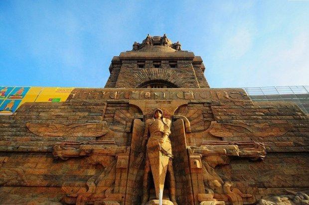 Gott Mit Uns - Völkerschlachtdenkmal